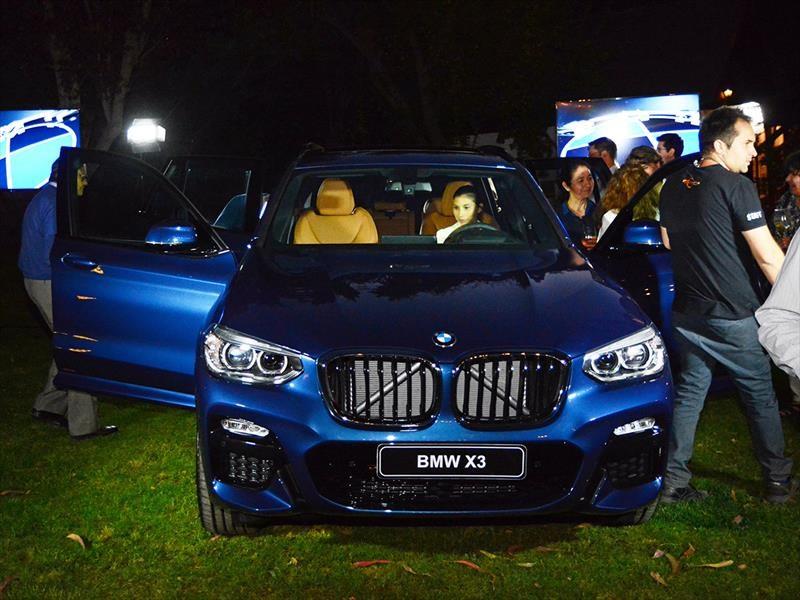 BMW X3 2018 en Chile, completa actualización
