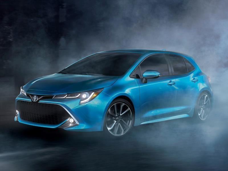 Toyota Corolla Hatchback 2019 llegará a EE.UU.