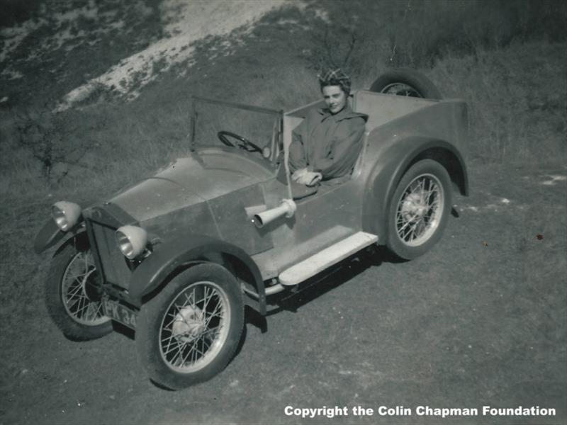 Se busca: Lotus quiere encontrar su primer auto