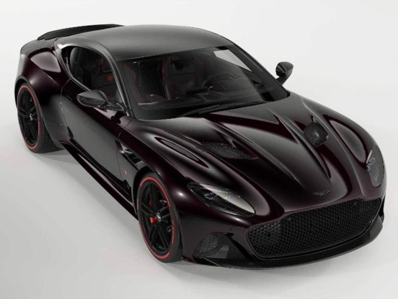 Aston Martin DBS Superleggera Tag Heuer Edition, el GT deportivo