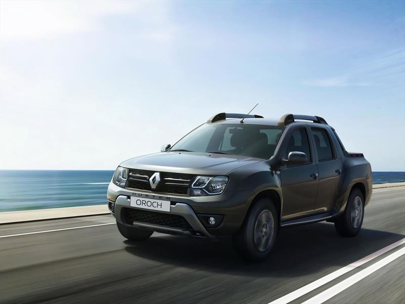 Renault Duster Oroch 2016, la versión pick up