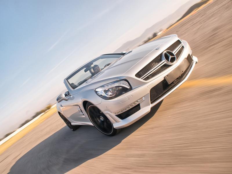 Mercedes-Benz SL63 AMG V8 Biturbo 2013