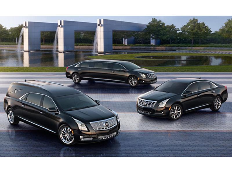 Cadillac presenta al nuevo XTS en versión limusina y coche fúnebre