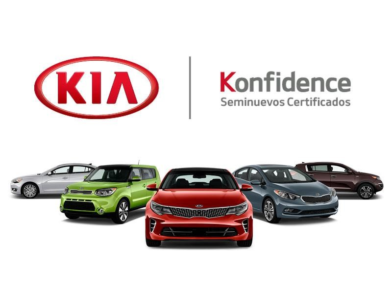 KIA Konfidence es el programa de seminuevos certificados de la marca