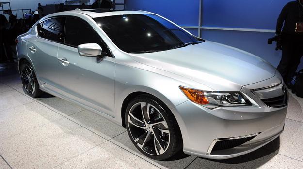 Acura ILX Concept debuta en Detroit 2012