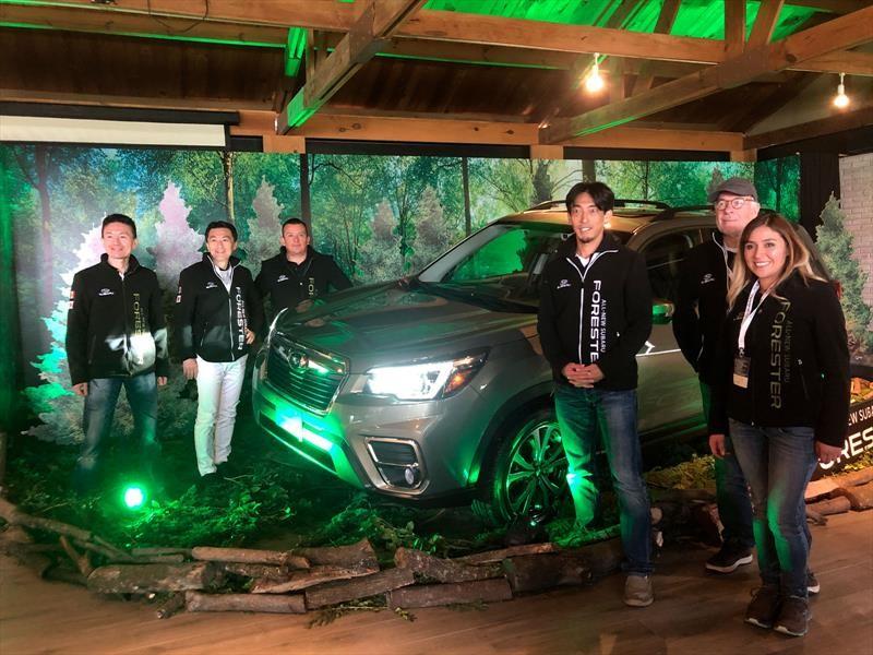 Subaru Forester 2019 llega a México con mucha más tecnología y capacidades todoterreno