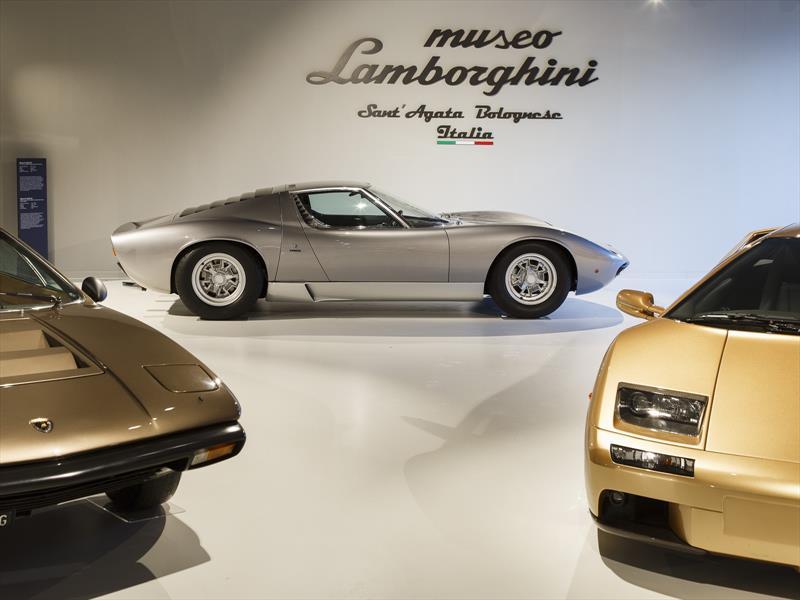 Lamborghini presenta su nuevo museo