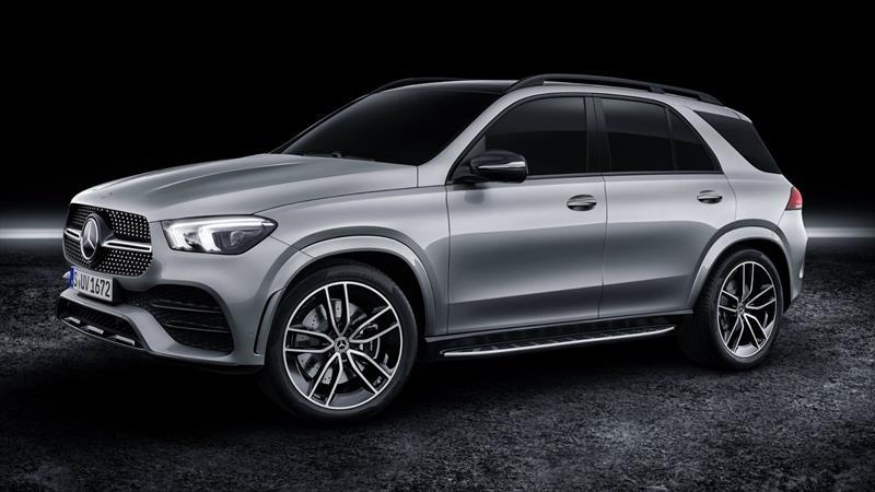 Mercedes-Benz GLE 580 4MATIC, sus más 480 hp provienen de un V8 y un sistema eléctrico