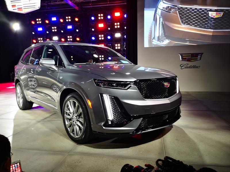 Cadillac XT6, una nueva SUV con mucho espacio