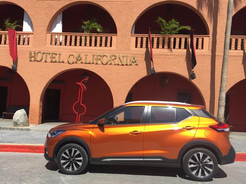 Nissan Kicks 2017 llega a México desde $283,900 pesos