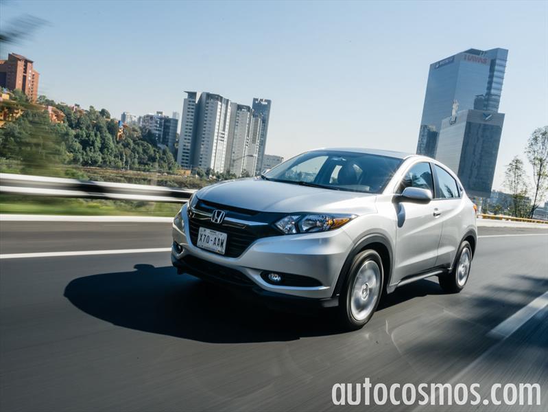 Honda HR-V a prueba en México