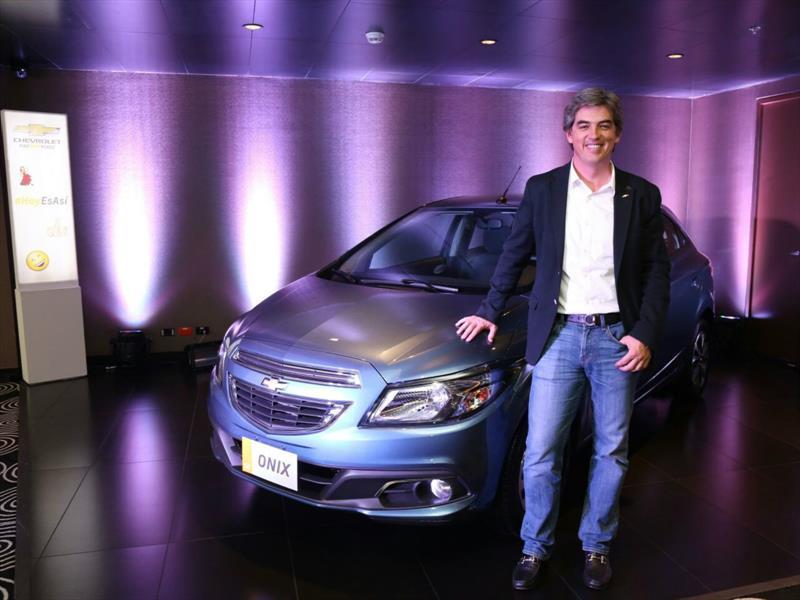 Chevrolet, empresa líder durante el primer trimestre de 2016