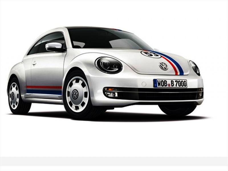 volkswagen  beetle  edition homenaje  herbie