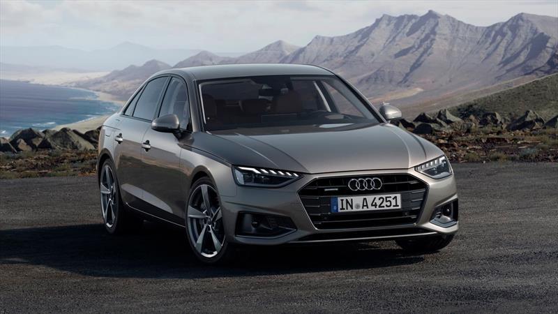 Audi A4 2020 recibe facelift y motores híbridos