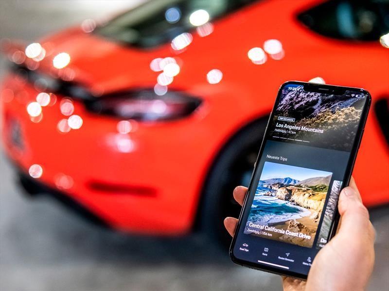 La experiencia fascinante de Porsche ahora en tu smartphone