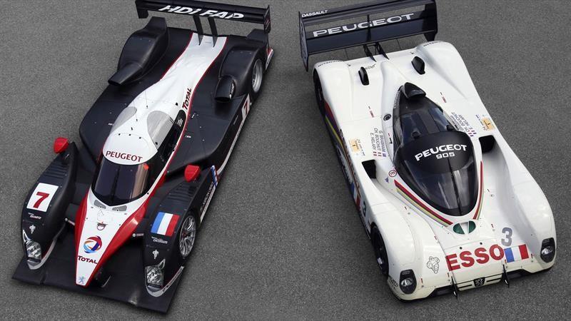 Peugeot Sport regresa a Le Mans