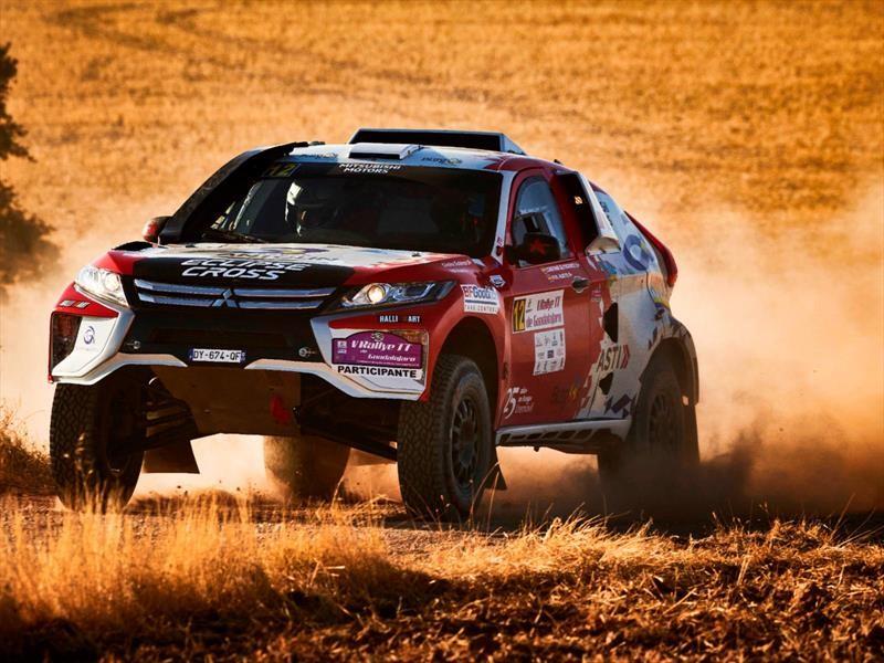 Esperado regreso: Mitsubishi vuelve al Rally Dakar