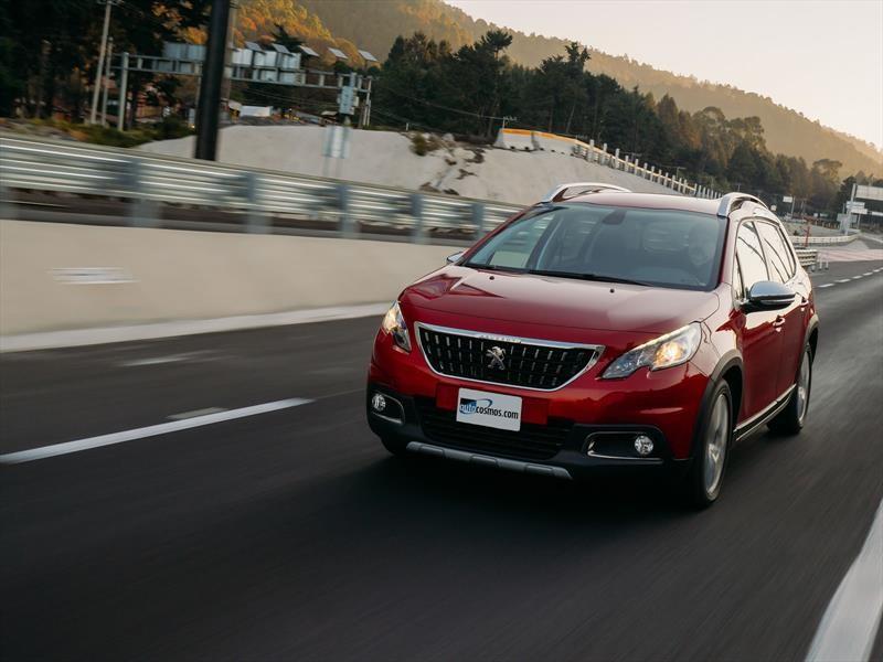 Peugeot 2008 2019 a prueba