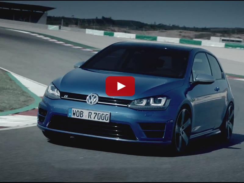 Video: Sebastien Ogier manejando el nuevo Volkswagen Golf R