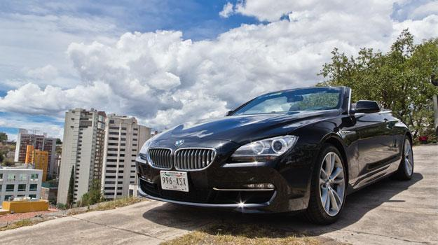 Test de BMW 650iA Convertible 2012