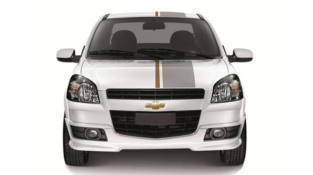 Chevrolet Chevy Joy 2012, una última edición especial de despedida