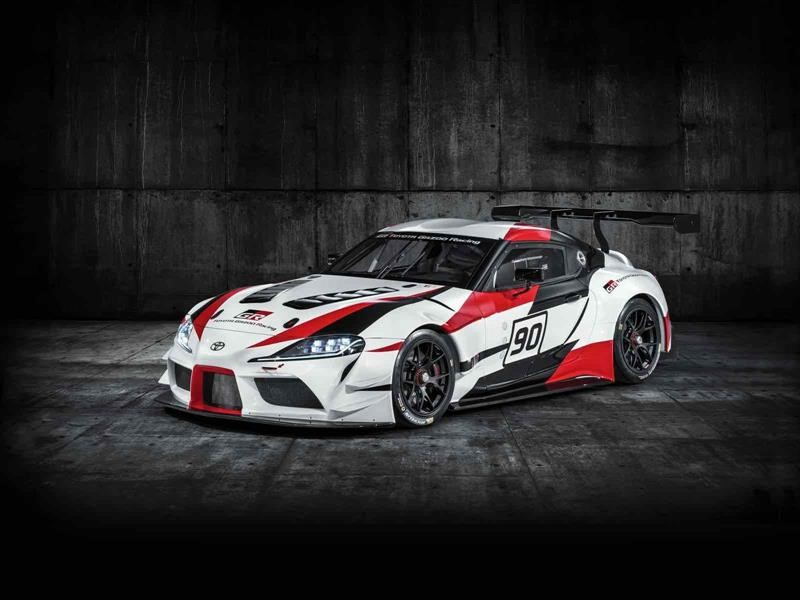 Nueva generación del Toyota Supra llega en 2019