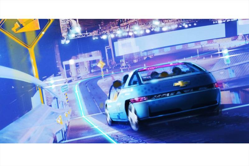 GM rediseña Test Track de Epcot Center en Disney World Orlando
