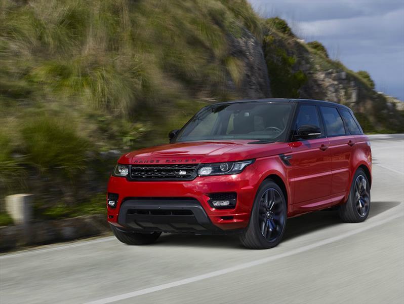 Range Rover Sport HST 2016 se presenta