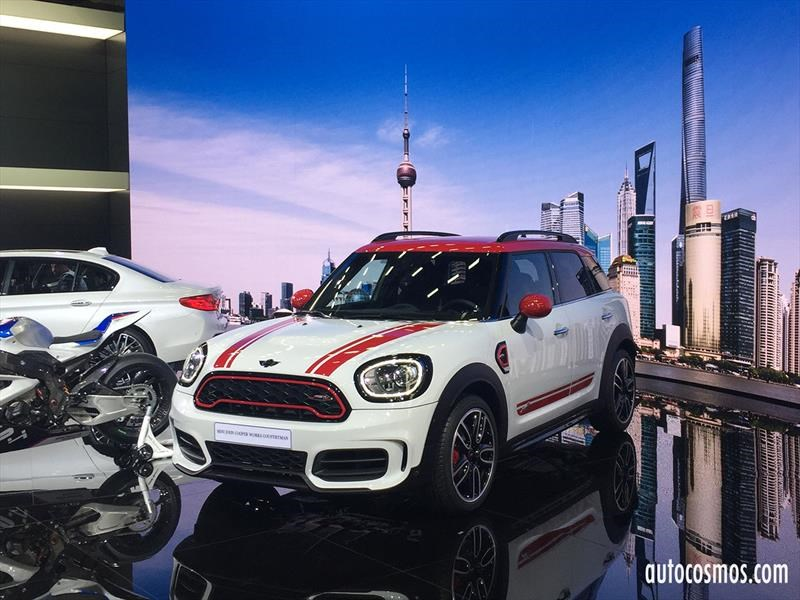 MINI John Cooper Works Countryman, de MINI solo el nombre