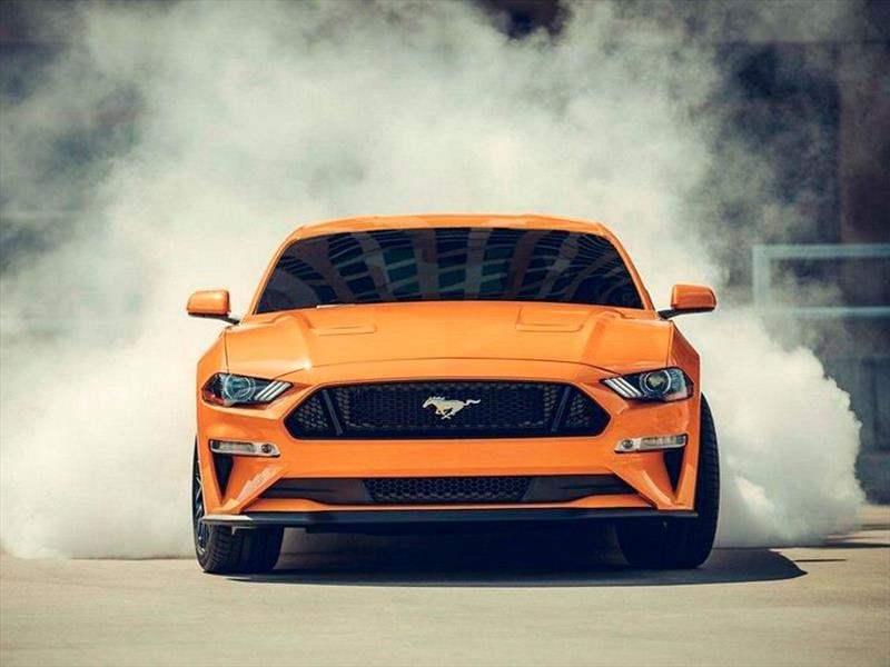 Ford Mustang 2018 llega a México desde $595,600 pesos