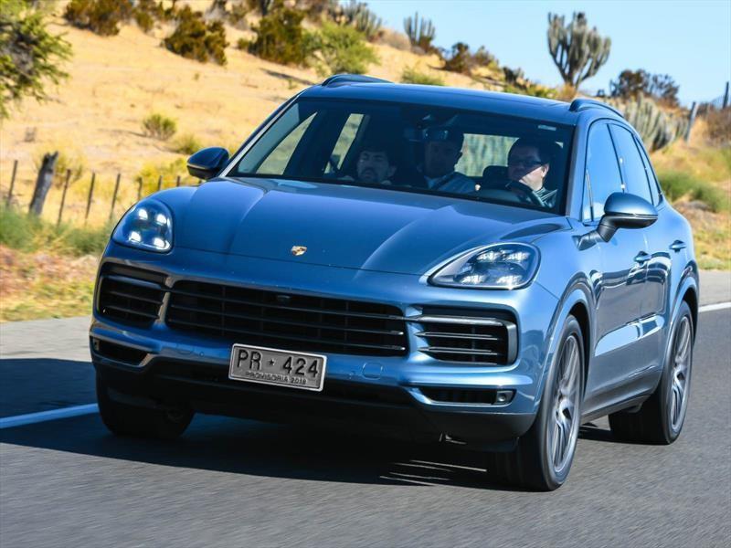 Test drive: Porsche Cayenne 2018