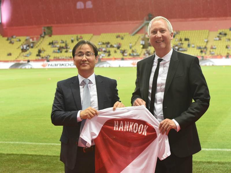 Hankook Tire es el nuevo patrocinador de AS Mónaco