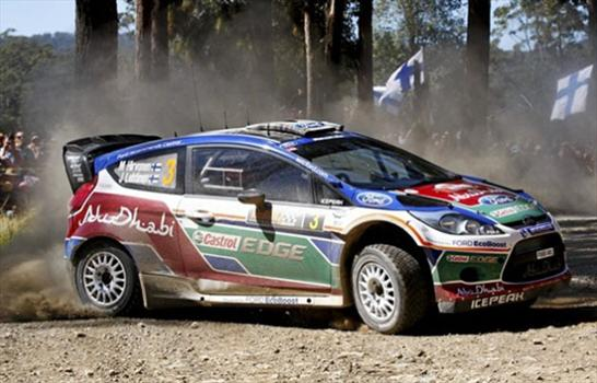 Rally de Australia: Hirvonen sueña con el título