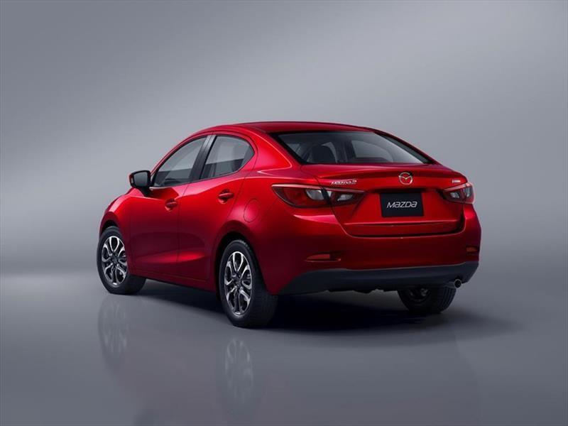 Mazda 2 Sedán llegará a México en Julio 2018