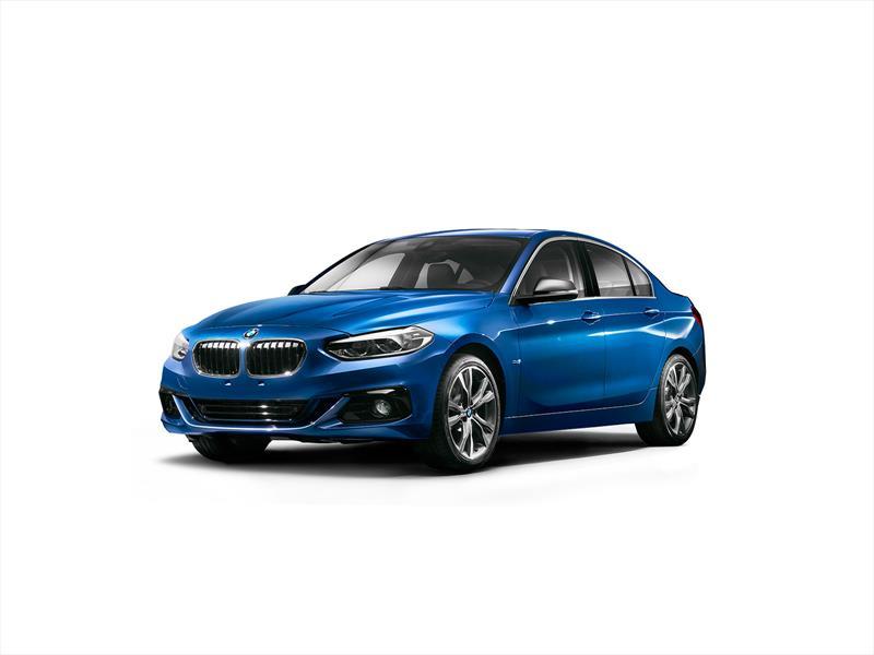 BMW Serie 1 Sedán 2017 estará disponible sólo en China