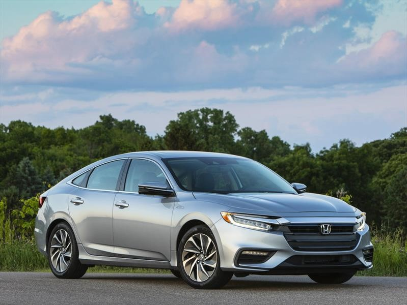 Honda Insight 2019 consigue el Top Safety Pick + del IIHS
