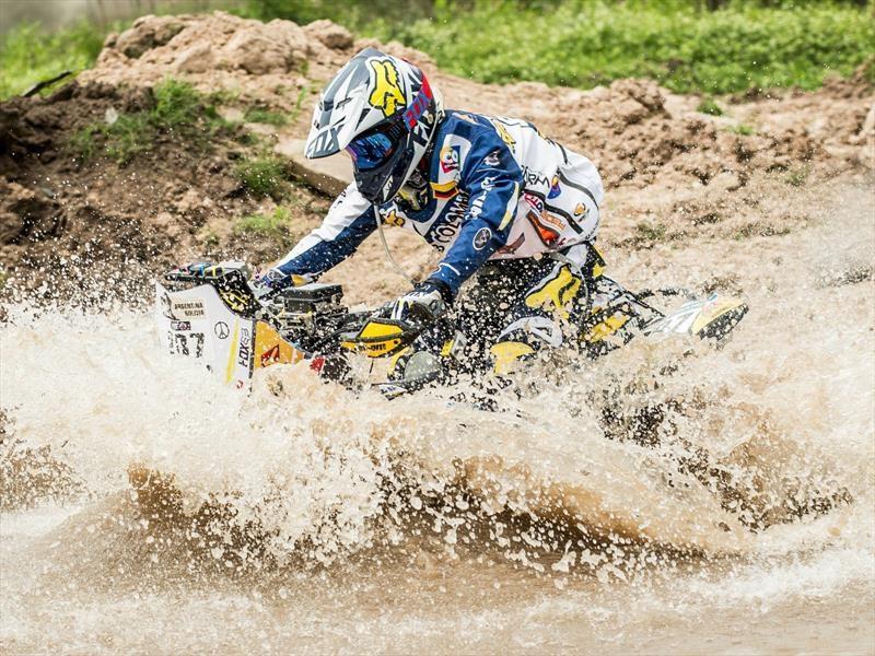 Dakar 2017: Christian Cajicá busca la gloria