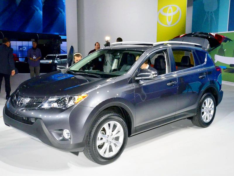 Toyota RAV4 2013: Inicia venta en Chile
