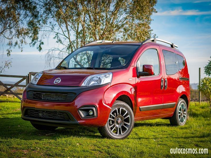 Probando el Fiat Qubo 2018