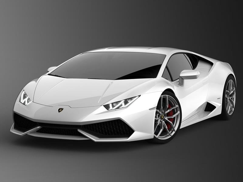Agarrate: Este es el Huracán de Lamborghini