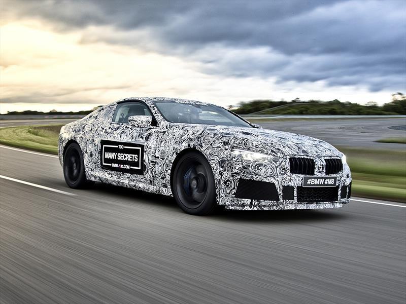 BMW M8, cada vez más cerca de ser una realidad