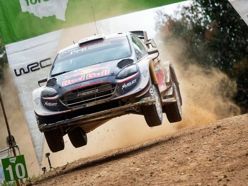 Sébastien Ogier se corona hexacampeón del WRC