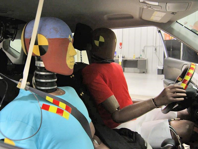 Hyundai Motor Group desarrolla el primer sistema de airbag de colisión múltiple
