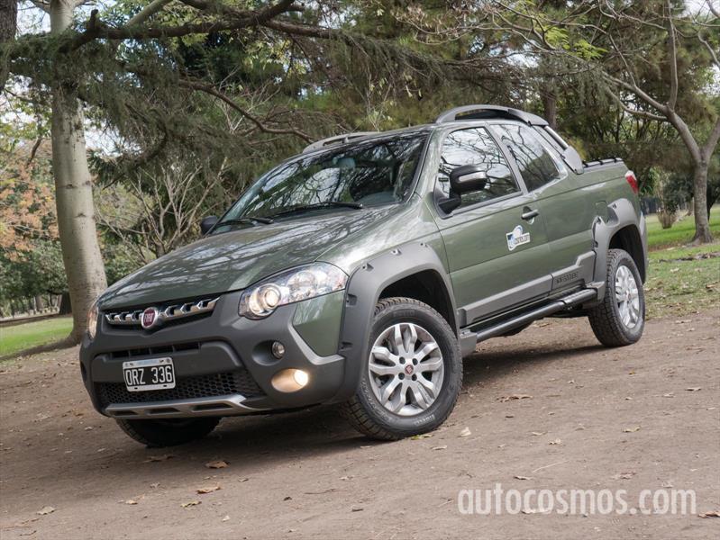 Prueba fiat strada adventure 3 puertas for Fiat adventure precio