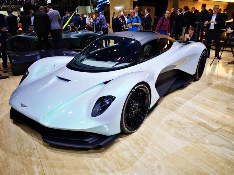 Aston Martin AM-RB 003 es un Valkyrie pero con dimensiones compactas
