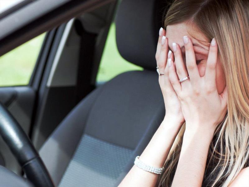 Amaxofobia: el miedo a conducir un automóvil