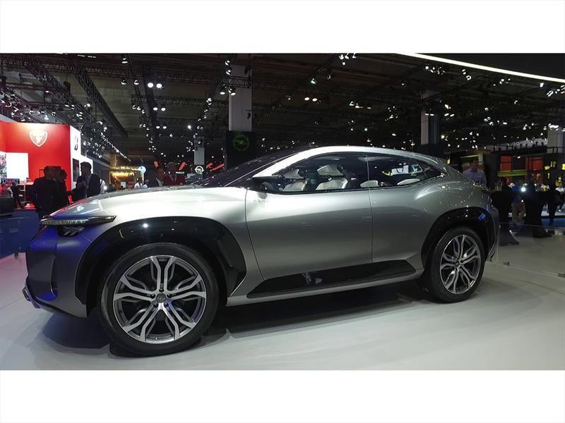 Chery Tiggo Coupe EV Concept, de Shanghai a Frankfurt