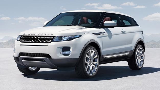 Range Rover Evoque 2012 llega a México desde $49,900 dólares