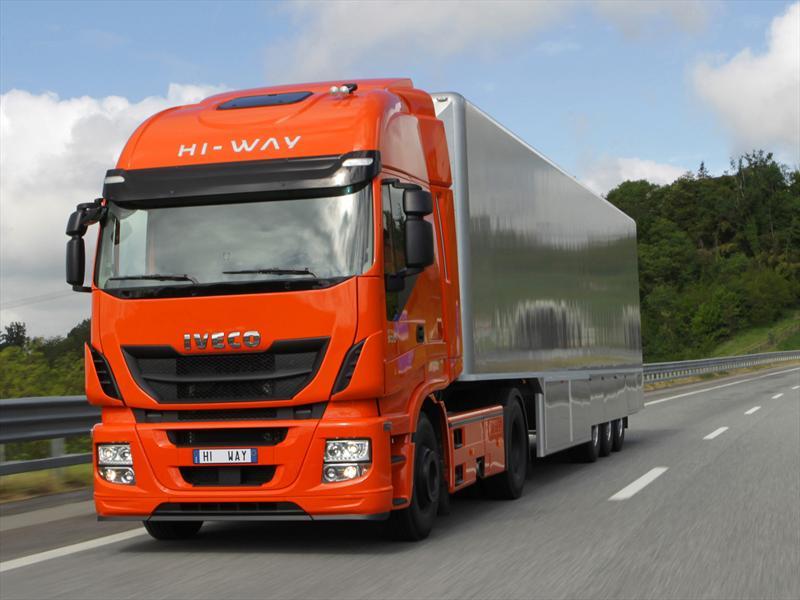 IVECO Stralis Hi-Way, Camión del Año en Europa