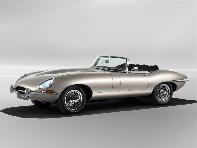 Jaguar E-Type Zero, por mucho, es el auto eléctrico más hermoso del mundo